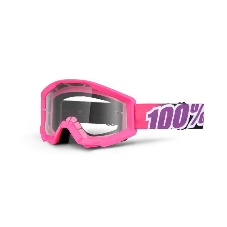 2014 100 Strata Motocross Goggles - Bubble Gum - 2014 100 Strata Motocross Goggles - 2014 100 Motocross Goggles - 2014 Motocross