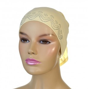Cotton tube under scarf www.hijabnow,com