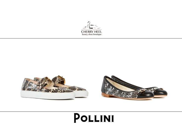 #Pollini #flats with #python prints - perfect choice for casual style!  Come to discover them in our #luxury #shoe boutique #CherryHeel in #Barcelona and shop them online at www.cherryheel.com  #shoes #iloveshoes #shoppingbarcelona #madeinitaly #style #woman #fashion #italianfashion #italianstyle #bestshop #bestshoes #shoponline #musthaves #justforyou