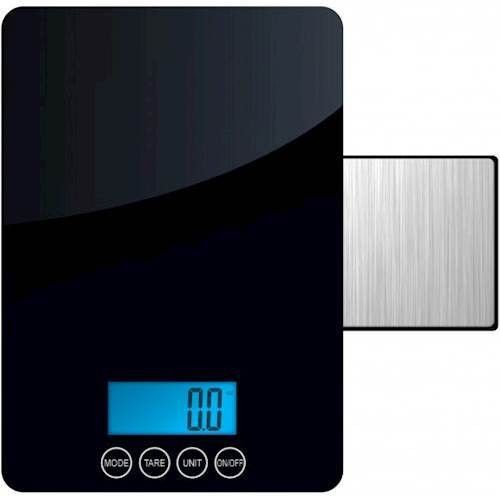 American Weigh Scales Dual Platform Kitchen Scale Black DK-5K - Best Buy