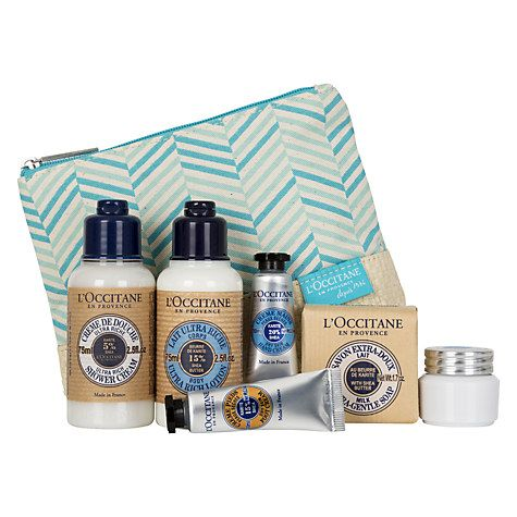 Buy L'Occitane Shea Butter Discovery Collection Online at johnlewis.com
