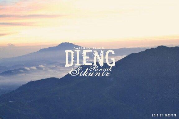 Dataran Tinggi Dieng, Puncak Sikunir, Indonesia