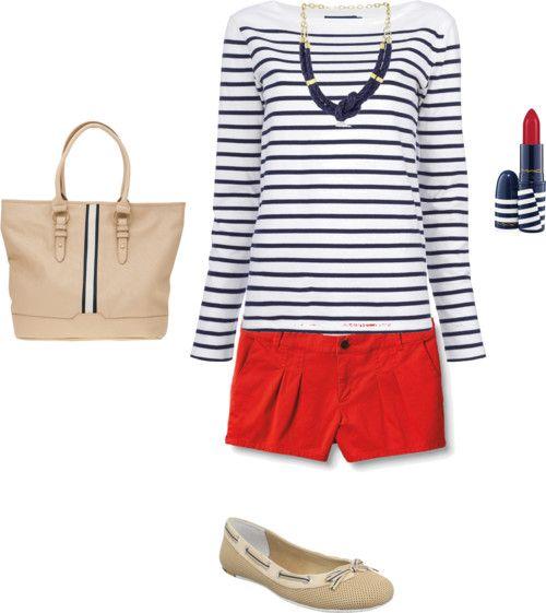 Styled: Nautical / New England Prep