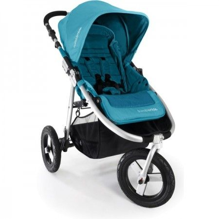 Poussette canne 3 roues Bumbleride Indie roues gonflables