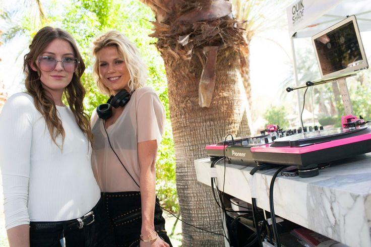 Alexandra Richards  #AlexandraRichards Victorias Secret Angel Oasis at Coachella 2017 Celebstills Alexandra Richards