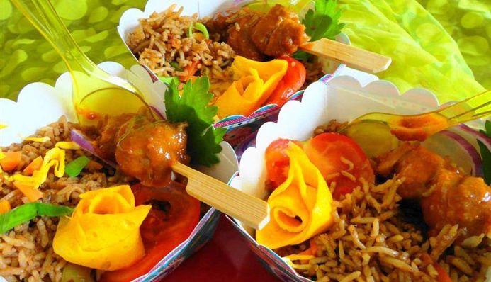 Surinaams eten – Telo Moksie Metie (slank, gezond, calorie- en vetarm, en toch lekker)