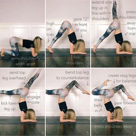 "↠chelsea seaman↞ (@chelseasyoga) on Instagram: ""How I very first learned t… – Laufvernarrt – Fitness, gesunde Ernährung und Selbstliebe"