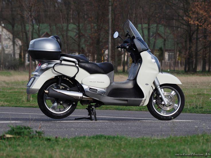 Aprilia Scarabeo 500  2005
