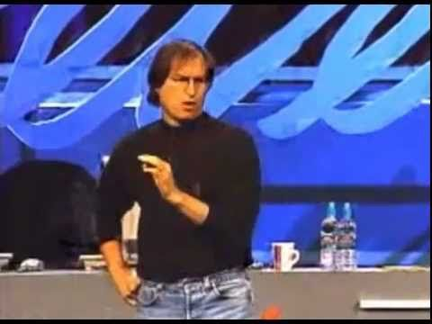 Entrepreneurs must always look to eliminate and streamline features, rather than continuously add more. (Steve Jobs' 1997 WWDC keynote)