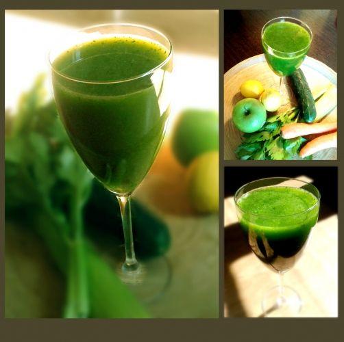 Zumo Verde para #Mycook http://www.mycook.es/receta/zumo-verde/