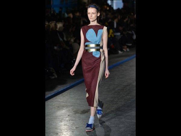 Semana de la Moda en Londres otoño-invierno 2014: Roksanda Ilincic