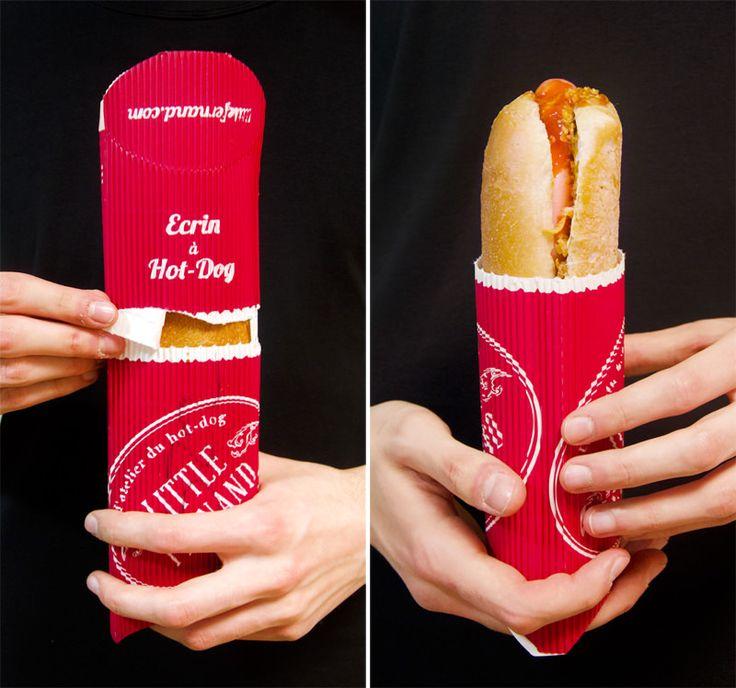 Chez Little Fernand vous pourrez déguster un hot-dog à la française pour 10€ (7€ pour un hot-dog classique Ketchup et moutarde) et même le composer vous-même.