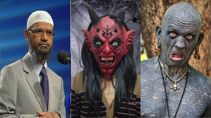 Dr Zakir Naik~ Why ALLAH Not Finish Devil sheitan Excellent Reply~ by Dr...