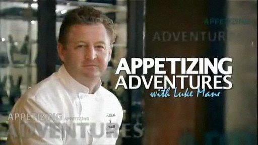 "Luke Managan's restaurant in Sydney, ""Glass""."