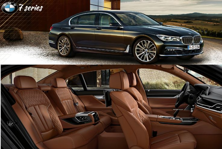 2016 BMW Individual Unveiled Its New Customized 7 Series BMW7Series BMWIndividual7Series
