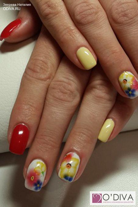 Слайдер дизайн/водные наклейки (цветы М40) http://odiva.ru/~uYyel  #водныенаклейки #наклейкидляногтей #слайдердизайн #наклейкинаногти  #дизайнногтей #ногти #идеиманикюра #маникюр