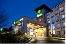 Holiday Inn Express Langley Hotel another possible for tri weekend