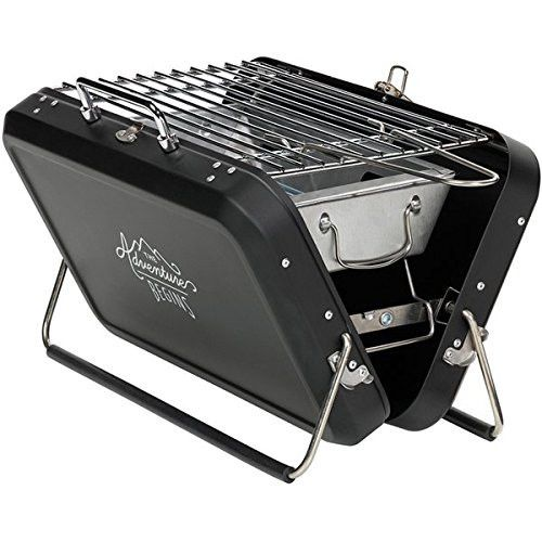 GENTLEMEN'S HARDWARE | Portable Barbeque #botanex #botanexstore #qualityproducts #outdoors #camping #glamping #outdoorcooking