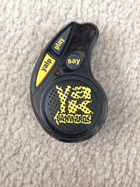Yak Bak is listed (or ranked) 28 on the list The 63 Most Nostalgia-Inducing '90s Toys