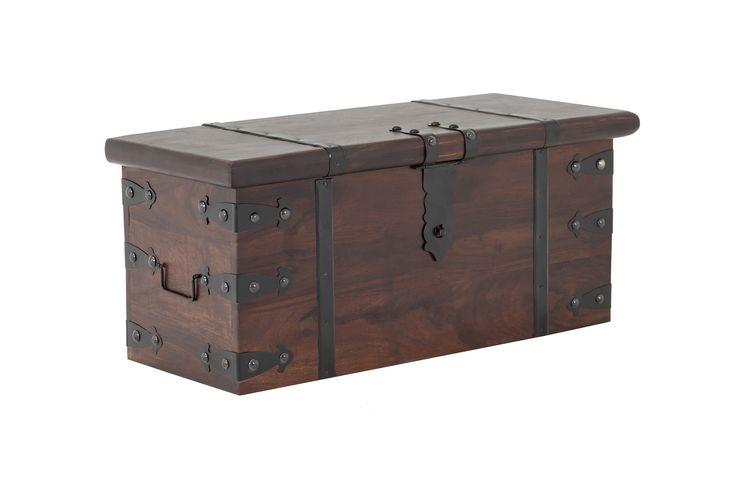 INDIA Kista 2-pack Mörkbrun - Sängtillbehör - Sängar