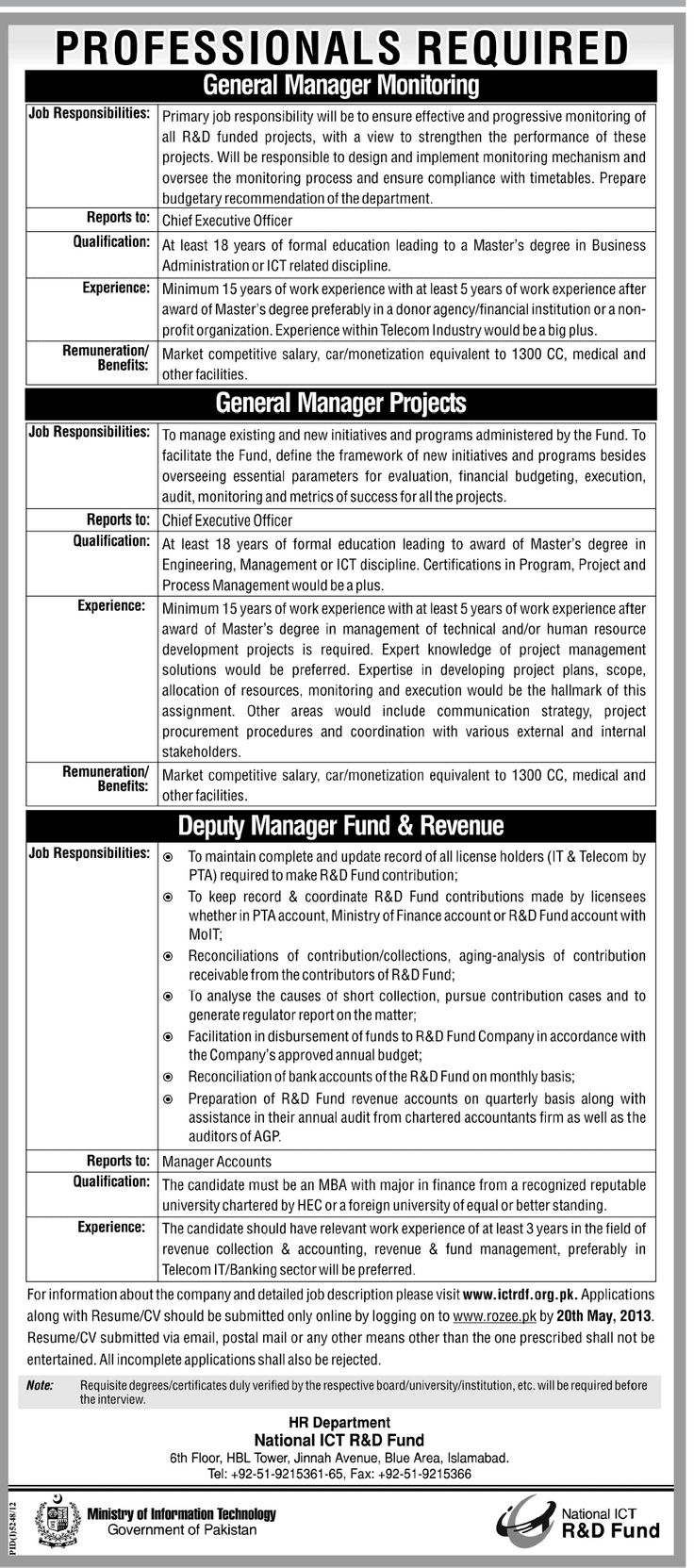 best images about information technology jobs in islamabad1 jobs in ministry of information technology