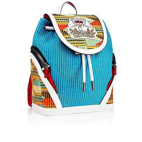 Bags - Explorafunk Backpack - Christian Louboutin
