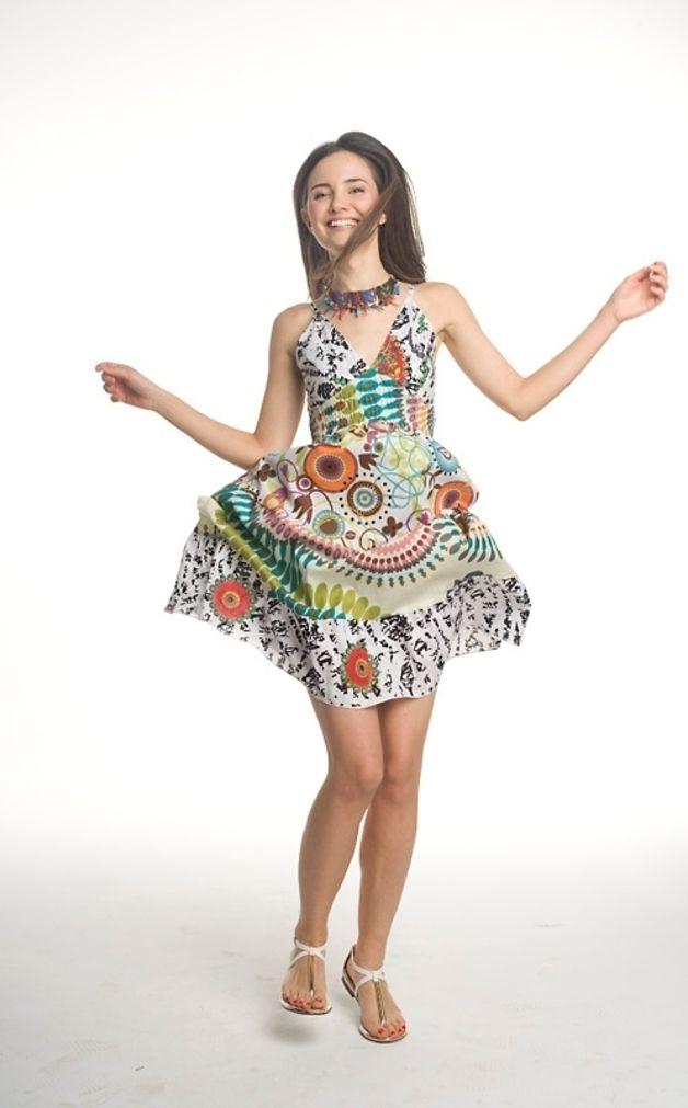 SUKIENKA BARCELONA BIAŁA - PapayaLove - Sukienki midi