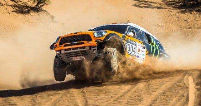 Después de seis tramos cronometrados disputados y 1.500 kilómetros de especiales por todo el sur de Marruecos, la pareja formada por Orlando Terranova (ARG) y Paulo Fiuza (POR) con su MINI ALL4 Racing del Monster Energy X -Raid equipo ha ganado el Rally de Marruecos OiLibya con una ventaja de casi 10 minutos sobre el francés Patrick Sireyjol.