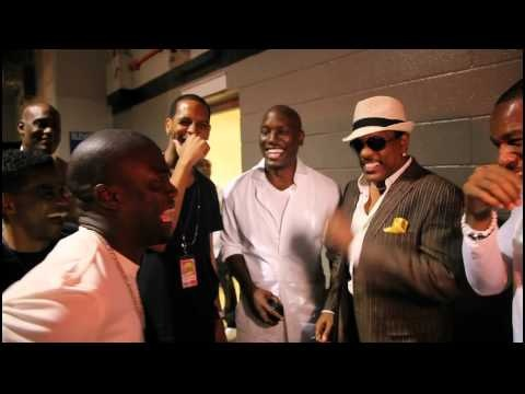 Watch actor and comedian Kevin Hart praise Charlie Wilson's live concert performance at the 2012 Essence Music Festival in this hilarious clip.  R crooners Tyrese and Tank are also in the midst during this funny conversation.      NOTE: Billboard magazine ranked Charlie Wilson as the #1 Performance at the 2012 Essence Music Festival in their Top...