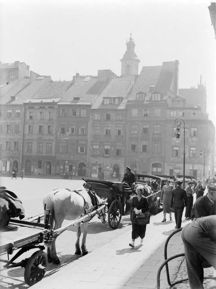 Warsaw, 1930's.