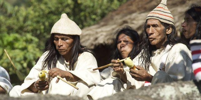 Pour la première fois, une association et une collectionneuse se préparent à restituer des objets sacrés aux Kogis, un peuple amérindien de Colombie.
