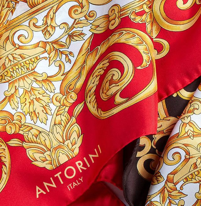 The embodiment of sophistication, beauty and luxury! Discover amazing luxurious ANTORINI silk scarves for exceptional women. Fall in love with the luxurious timeless scarves from the new collection of ANTORINI, www.antorini.com