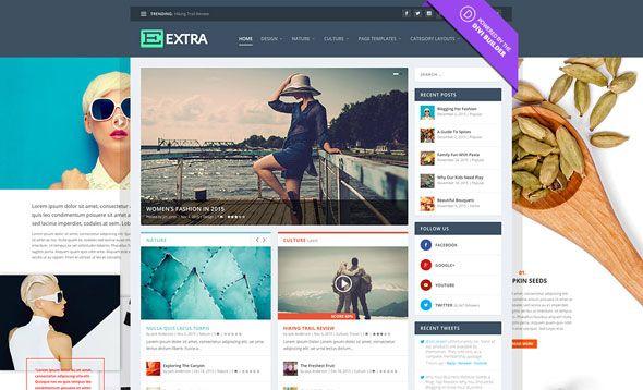 136 best Theme Wordpress Crack images on Pinterest | Themes free ...