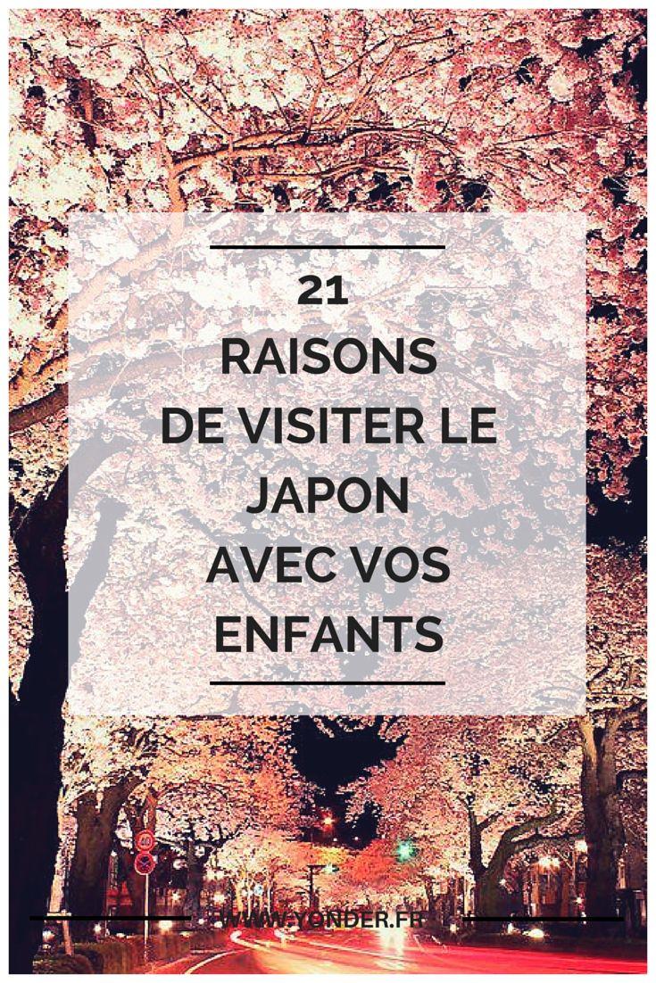21 raisons de visiter le Japon avec vos enfants / Yonder