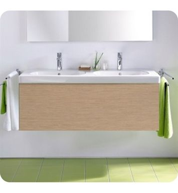 Images Photos Master Bath Vanity and option for sink Duravit Delos Wall Mounted Modern Bathroom Vanity Unit Pull out Compartment Model with Durastyle sink Showroom
