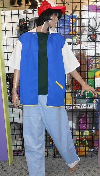 """Ash"" costume from Pokemon"
