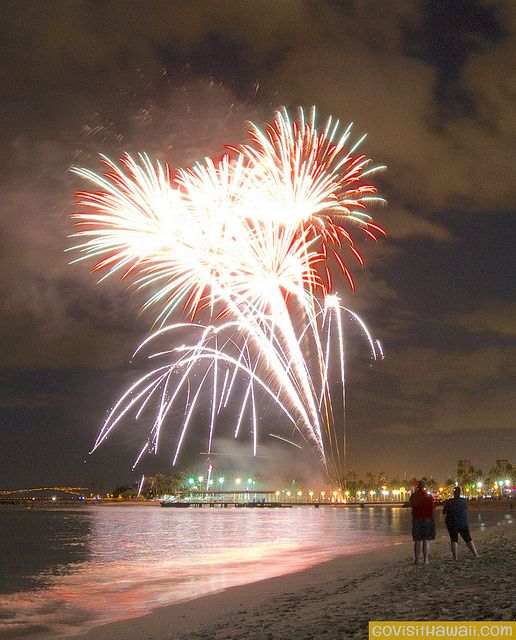 Our 2015/2016 Waikiki & Honolulu New Year's Eve Guide is available!