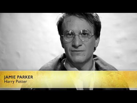 Interview with Harry Potter and the Cursed Child actor Jamie Parker - YouTube