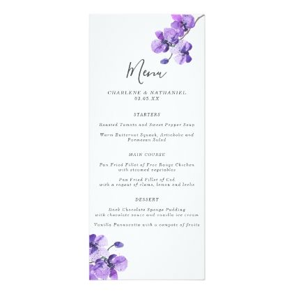 The 25+ best Diy menu cards ideas on Pinterest Diy wedding menu - ms word menu template