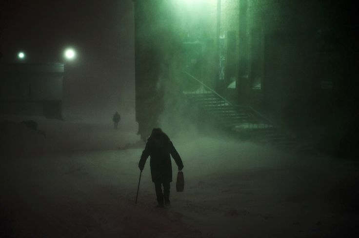 """likeafieldmouse: """" Elena Chernyshova - Days of Night - Nights of Day (2012-13) Artist's statement: """"Days of Night - Nights of Day is about the daily life of the inhabitants of Norilsk, a mining city..."""