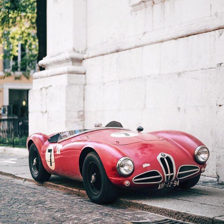 1953 Alfa Romeo 1900