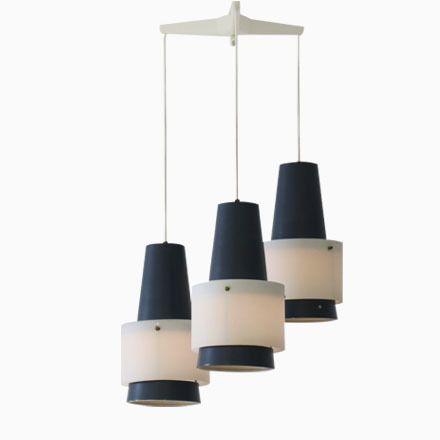 Modell Ntk 28 E/00 Hängelampe von Louis Kalff für Philips, 1950er Jetzt bestellen unter: https://moebel.ladendirekt.de/lampen/deckenleuchten/deckenlampen/?uid=582e7d47-5088-5f64-a360-ed2eecf8cf49&utm_source=pinterest&utm_medium=pin&utm_campaign=boards #deckenleuchten #lampen #deckenlampen