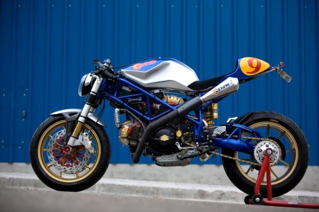Cafe Racer by Radical Ducati