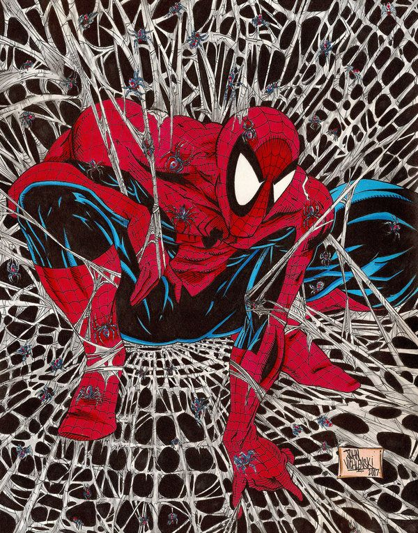 It's hard to get into the comic biz, just ask Todd McFarlane! |