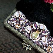 Магазин мастера Катерина Теплякова Роскошь меха: браслеты, диадемы, обручи, для телефонов, броши, заколки