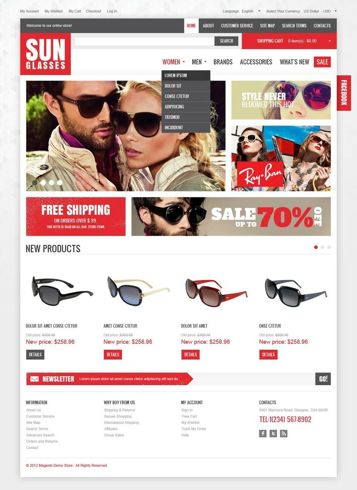 Check out our new Magento stuff. www.titantemplates.com