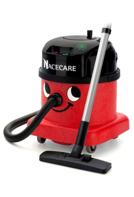 """Dry Vacuum PVR 380: """"Henry"""" dry vacuum with Autosave system."""