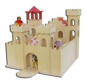 Il castello (di cartone) del principe Filippo 1a puntata / Le chateau fort (en carton) du Prince Philip 1ère partie