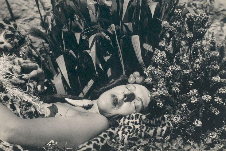 Claude Cahun. Autoportrait,, 1939