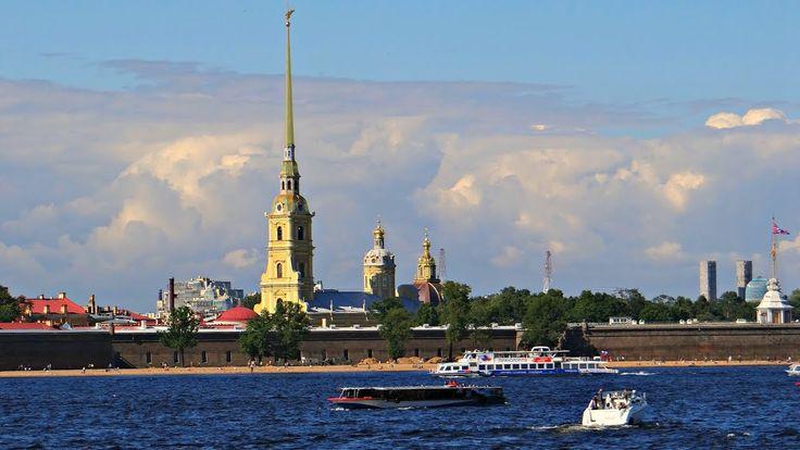 Szentpétervár - Saint Petersburg.